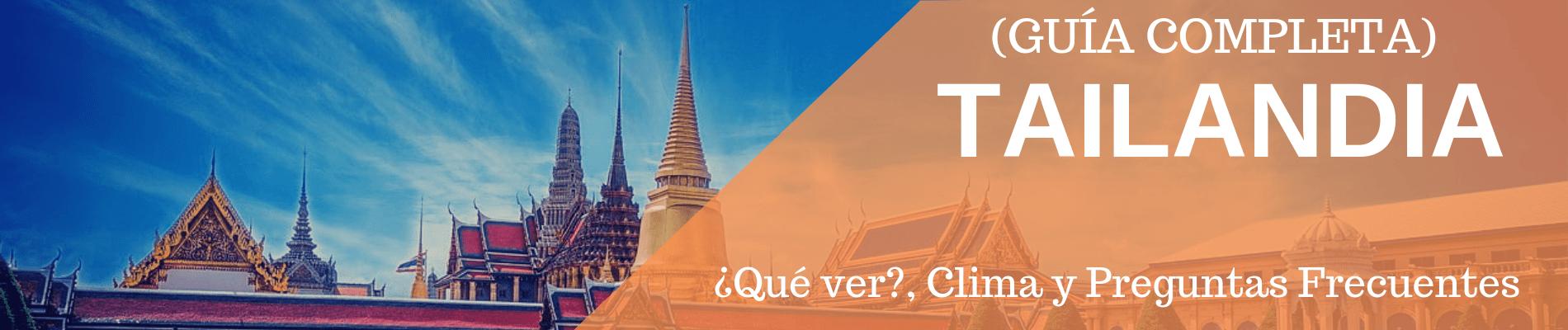 Historia Viajes Tailandia